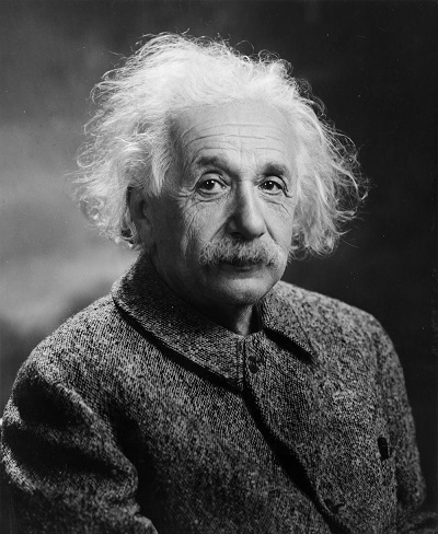 Einstein - Imagination is more important than knowledge