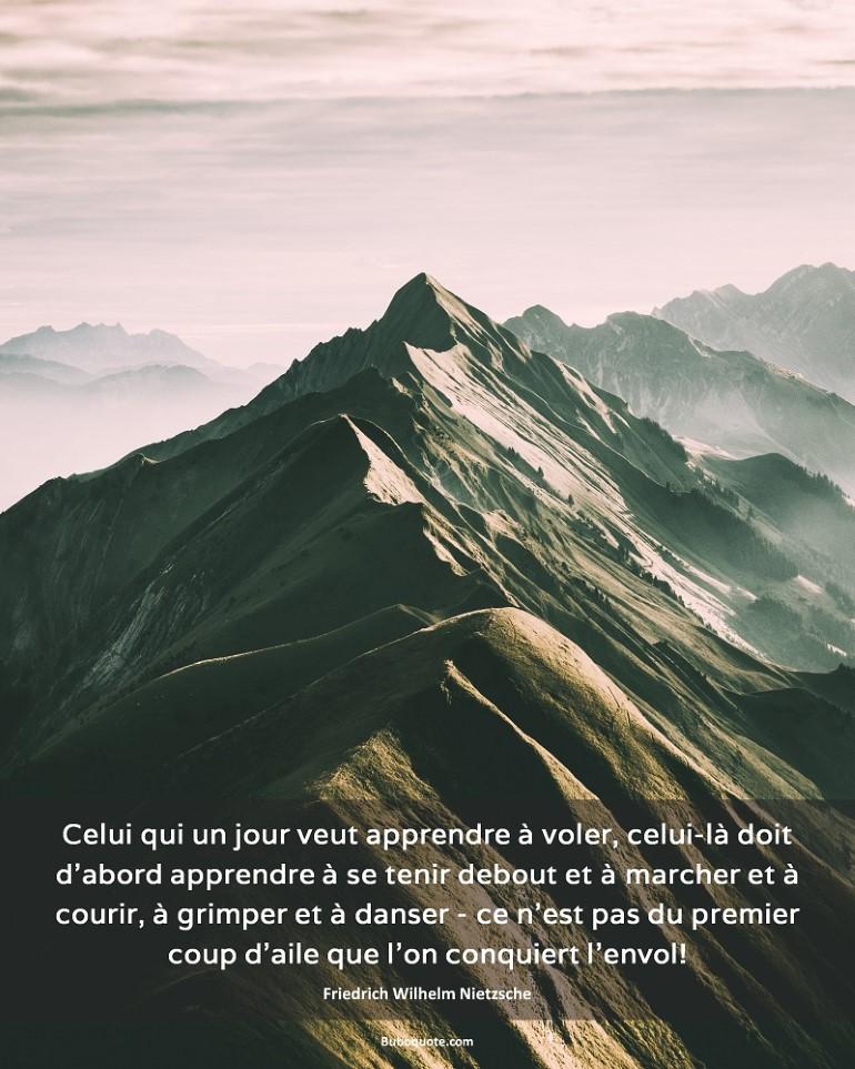 Citation Nietzsche Ainsi Parlait Zarathoustra : Ainsi parlait zarathoustra citation unique l homme véritable veut